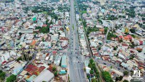 Mở rộng đường Tô Ngọc Vân Lên 30m